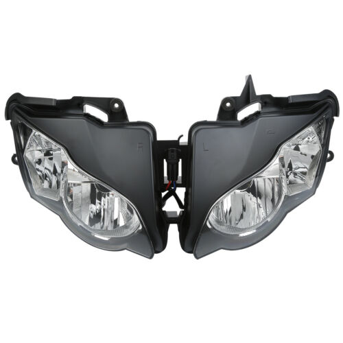 Black Front Headlight Lamp /& Fairing Stay Bracket For Honda CBR1000RR 2008-2011