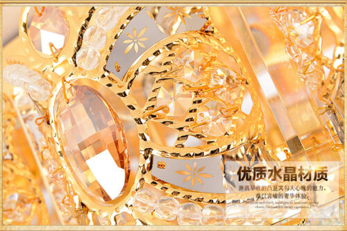 Modern Fashion K9 Crystal Ceiling Lamp LED Chandeliers Lighting Fixture Lighting