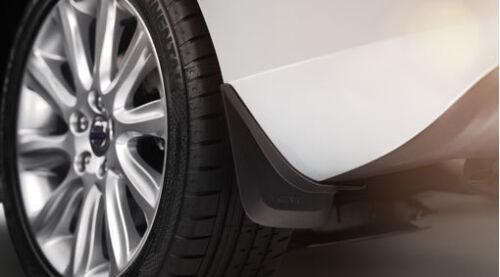 Genuine Volvo delanteras y traseras mudflaps 31269669 31269668 V40 2013 />