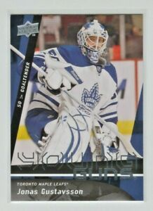 2009-10-UPPER-DECK-HOCKEY-JONAS-GUSTAVSSON-YOUNG-GUNS-490-RC