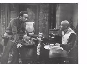 "Humphrey Bogart & Lee J. Cobb in ""The Left Hand of God"" 1955 Vintage Movie  Still | eBay"