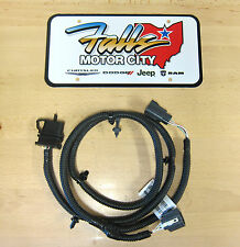 s l225 jeep wrangler trailer tow wiring harness oem mopar 82210213 jk 4 jeep wrangler hitch wiring harness at n-0.co
