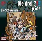 Die drei ??? Kids (27) Die Schokofalle von Boris Pfeiffer (2012)