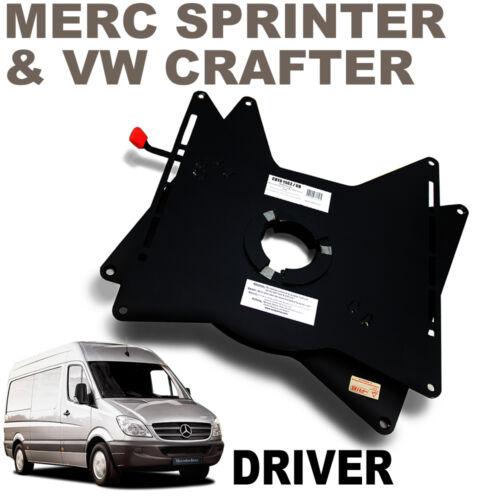 Sprinter Crafter RIB Driver swivel