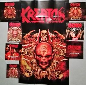 KREATOR-HORDES-OF-CHAOS-ULTRARIOT-LIMITED-BOX-2-CD-POSTER-PHOTOBOOK-STICKER