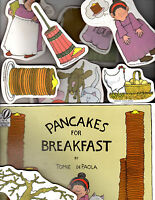 Lakeshore Learning-pancakes For Breakfast-storytelling Kit-picture Set