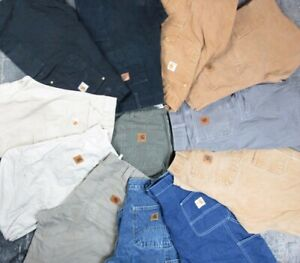 Navy Vintage Carhartt Carpenter Pants