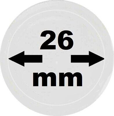 Faro caps16/10/monete Capsule 16/mm
