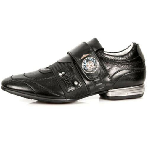 Rock Uomo Boots S1 8401 Newrock New M Nr Black 7w74qaYR
