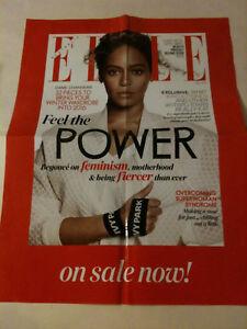 BEYONCE-039-Elle-039-Australian-Magazine-Promo-Poster-21-034-x-16-034