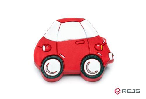 Knob car GD04 boys and girls kids bedroom – red car knob *BEST PRICE*