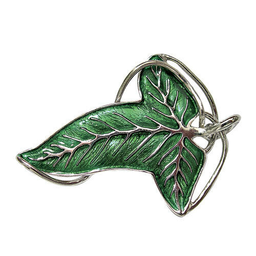 The Lord of the Rings  Brooch Leaf of Lórien Noble Collection - The Signore