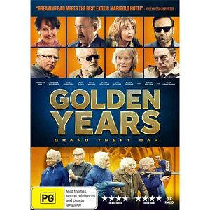 GOLDEN-YEARS-DVD-Alum-Armstrong-Region-4-New-AND-Sealed