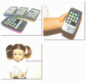 Smart-Cell-Phone-U-Choose-18-in-Doll-Clothes-Accessory-Fits-American-Girl-B