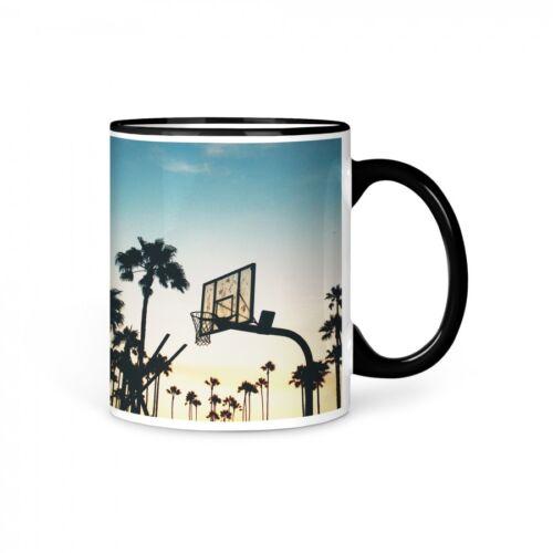 TASSE Kaffeetasse Palmen Natur Motiv   V2