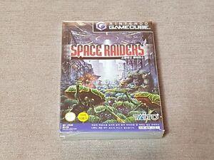 Ultra-Rare-Sealed-Nintendo-Gamecube-Space-Raiders-Game-Korean-Collector-NTSC-J