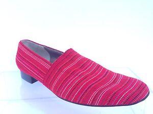 Shoes Vaneli 10 Aquila Red 5 Textile Womens Flats Size t88rvw
