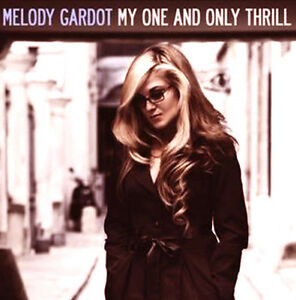 MELODY-GARDOT-MY-ONE-AND-ONLY-THRILL-CD-Album-MINT-EX-MINT