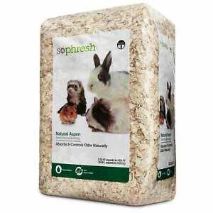 So-Phresh-Natural-Aspen-Small-Animal-Bedding