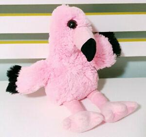 Kmart-Flamingo-Plush-Toy-Children-039-s-Soft-Animal-Toy-34cm-Tall
