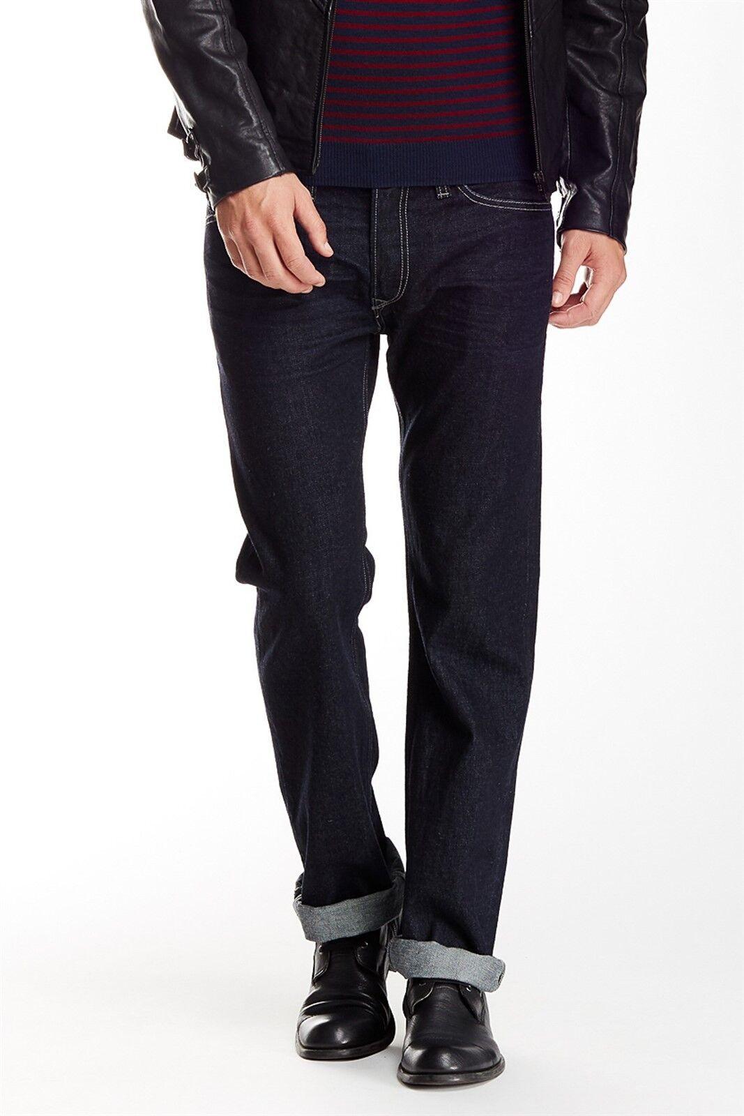 NEW Diesel Viker Regular Straight 0RZ29 Denim Jeans 30x30 Men's NWT