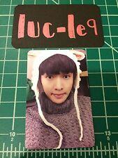 (ver. Lay) EXO-M EXO Winter Album SING FOR YOU Photocard KPOP Black Ver.