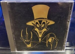 Insane Clown Posse - The Ringmaster CD 1994 DIDX Press ICP joker's card twiztid