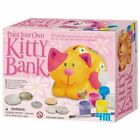 4M Paint Your Own Kitty Bank