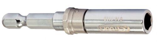"""65mm KS TOOLS 1//4/"""" Auto-Slimlock Schnellwechsel-Bithalter"""