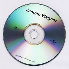 Jasmin Wagner Blümchen CD Acetate Promo Die Versuchung 6-track Album Sampler