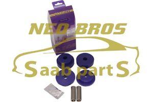 Saab-9-5-amp-Vauxhall-Vectra-B-95-02-Powerflex-Arriere-a-Bras-Bush-PFR66-110