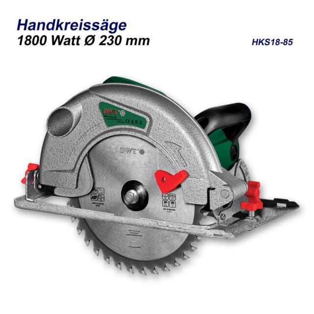 Sägeblatt Kreissäge GKS 85 2200 Watt inkl Bosch Professional Handkreissäge