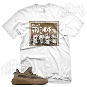 New SICK KICKS Sneaker T Shirt for Yeezy 350 V2 EARTH