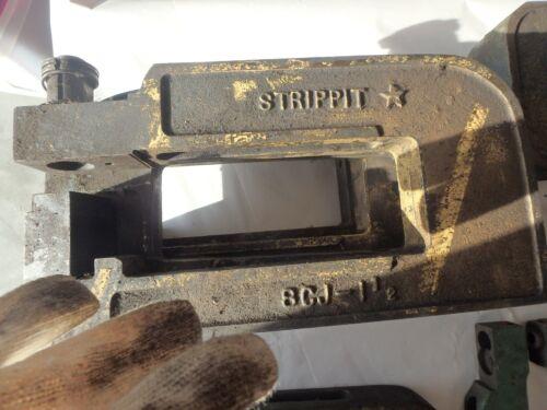 "machinists STRIPPIT  punch frame  8CJ 1 1//2/"""