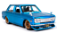 Maisto-1-24-1971-Datsun-510-Blue-Diecast-Model-Racing-Car-Vehicle-Toy-NEW-IN-BOX thumbnail 3