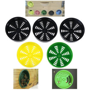 5pcs-Beehive-Door-Bee-Keeping-House-Nest-Gate-Beeing-Entrance-Disc-Vent-Hole