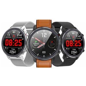 L11-PPG-ECG-Blood-Pressure-Oxygen-Heart-Rate-Monitor-Waterproof-IP68-Smart-Watch