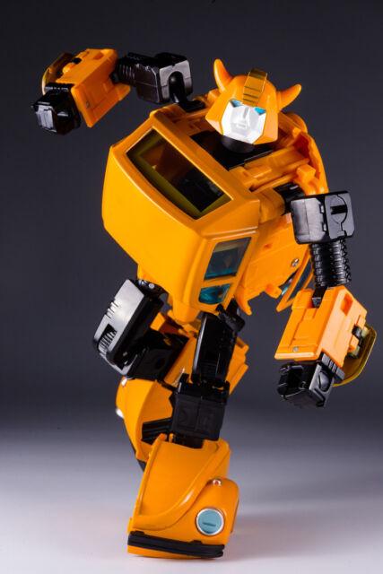 "KBB MP21 Beetle Bumblebee Deformed Toy 7/"" Metal Diecast Action Figure in stock"