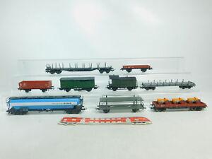 Bm551-2-9x-h0-ac-vagones-DB-SNCF-OBB-Dr-etc-electrotren-Fleischmann-etc