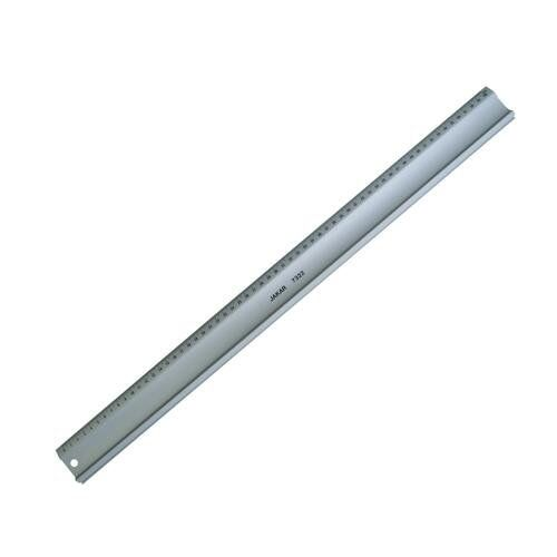 "60cm Aluminium Mount Cutting Ruler Guide 24/"" Straight Edge Picture Frame Metal"