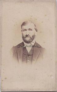 A.Plubel Fotografia Primitivo Epinal Francia CDV Vintage Albumina Ca 1860