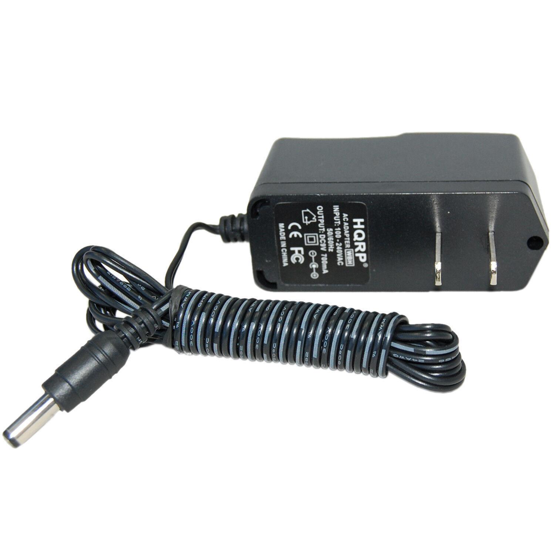 HQRP AC Power Adapter for LeapFrog Leapster Leapster TV Leapster Explorer