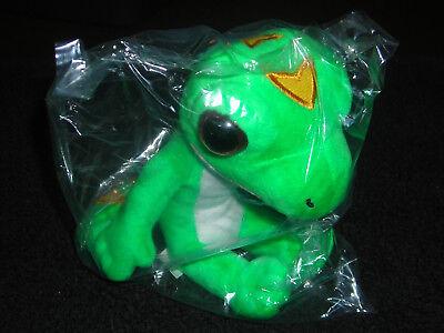 Geico The Gecko 6 Quot Plush Bean Bag Toy Mascot Spokesperson