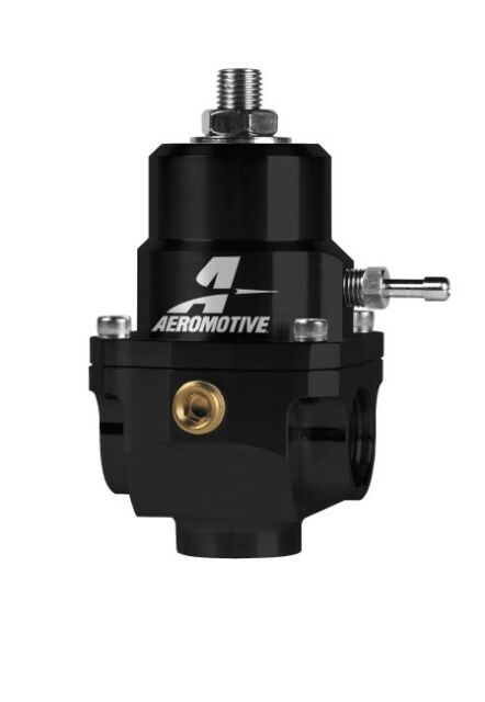 Aeromotive X1 2-Port EFI regulador, 13303
