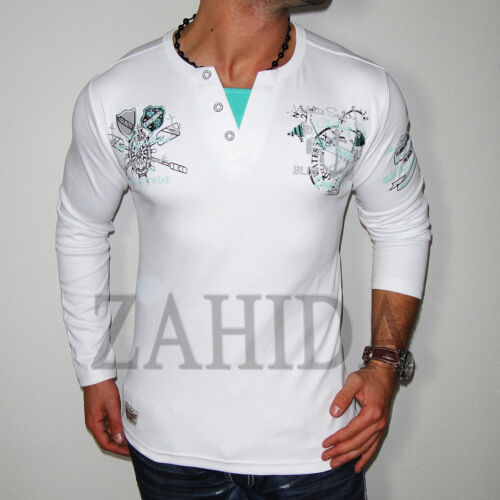 Hommes sweat-shirt Hoodie camouflage chemise manches longues design tendance s m l xl xxl NEUF