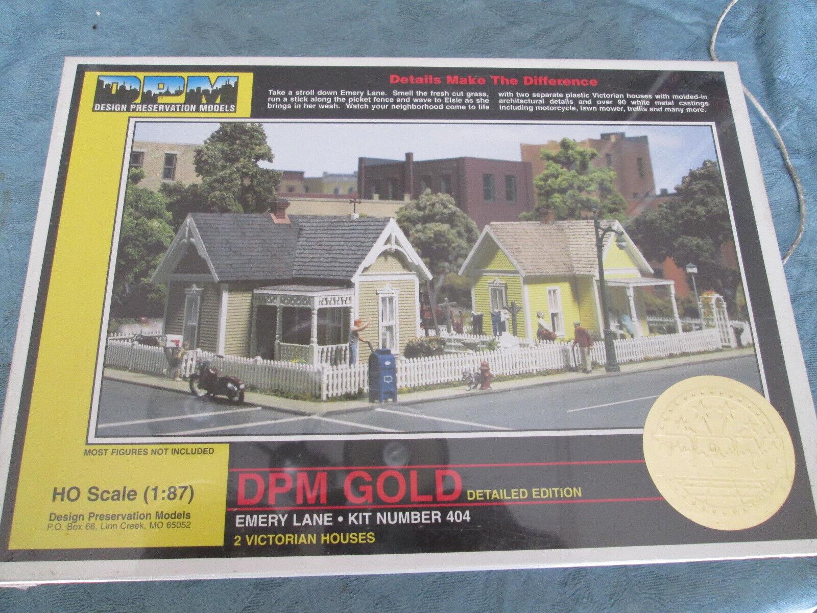 DPM DPM DPM HO  243-40400 Emery Lane (Building kit) 4d6cfa