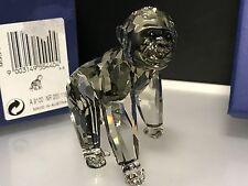 Swarovski Figur Gorilla Jungtier 6 cm. Mit Ovp & Zertifikat. Top Zustand