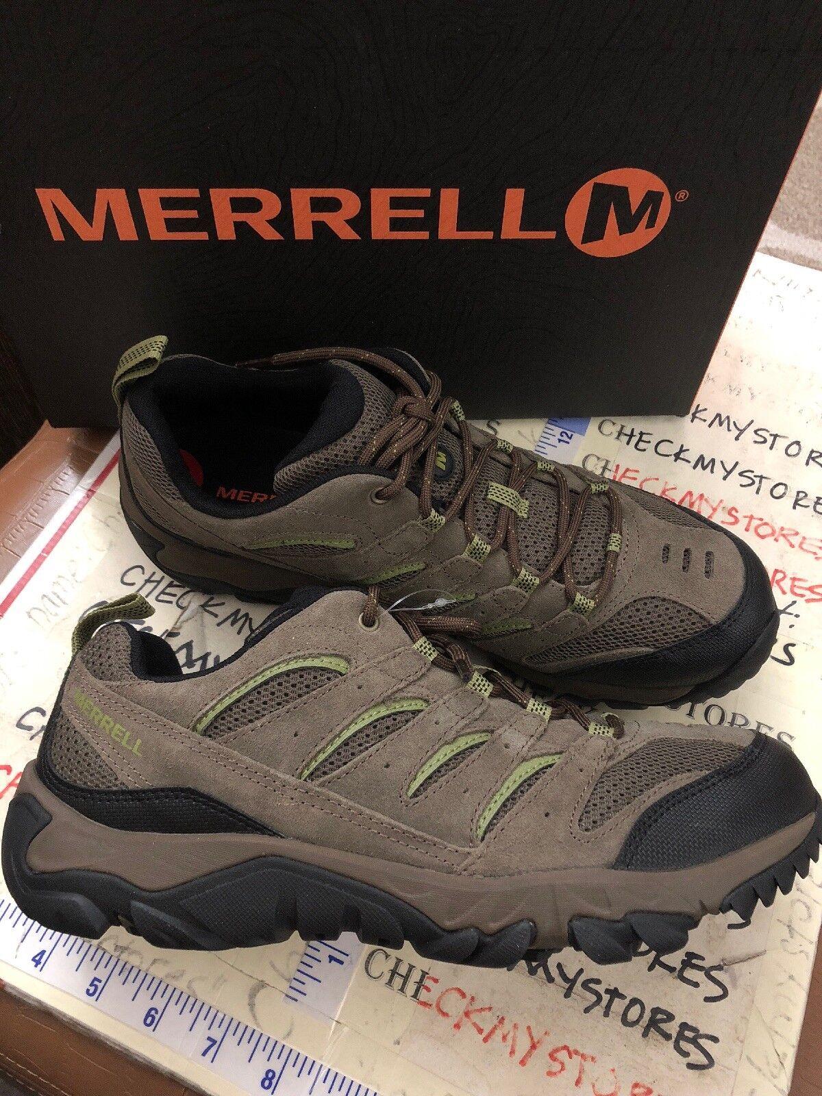 New Mens Merrell j09585 Weiß Weiß Weiß Pine Ventilator Comfortable Hiking schuhe sz10US e234b9