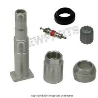 Tpms Metal Wheel Valve Stem With Cap For Mercedes Benz 0004005713