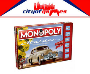 Holden Heritage Monopoly Board Game Brand New